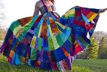 Ropa / Ropa hecha con patchwork y/o quilt. | Clothes with patchwork and/or quilt.