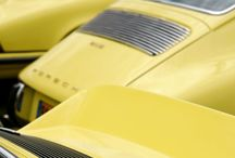 Classic Yellow Gallery / Collection of yellow 911