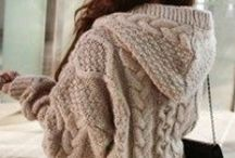 | KNITTING | / Knit, knit, knit! My knitting inspirations