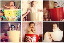 Photos ideas / Nice ideas and funny ways to pose to make your photos extra special! One day I'll scrapbook.