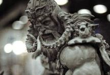 Sculpting & Modeling / by Bjony
