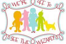 Wizard of Oz Birthday Party / by Amanda Rau
