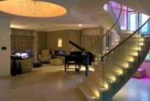 Staircase Lighting / Brilliant lighting solutions for everyday lighting problems, this board looks at Staircase Lighting