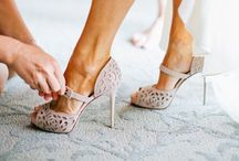 Wedding Shoes / Beautiful Shoes to Admire and Inspire