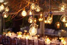 Wedding Lights / Beautiful Lighting to Admire and Inspire