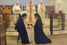 op - voeux de dominicain(e)s / Dominican religious vows - votos religiosos dominicanos - Śluby zakonne