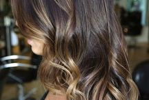 Hair favourites / Ombre