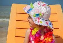 Czapki letnie dla dziewczynek / Most beautiful caps for girls! Najpiękniejsze czapki dla dziewczynek!