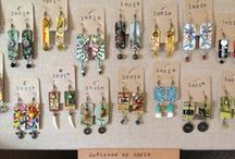Tin Jewelry by Lorie / Handmade unique items