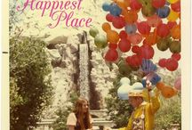 THE HAPPIEST PLACE ON EARTH / Disneyland planning: Inspiration, outfits, retro theming and tips.