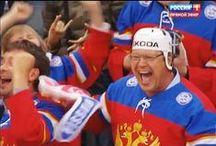 ЧЕМПИОНАТ МИРА ПО ХОККЕЮ 2016 РОССИЯ / Чемпионат мира по хоккею с шайбой в 2016 году - 80-й по счету, и будет проводиться он в Москве и Санкт-Петербурге. Даты проведения с 6 по 22 мая 2016 года. Если любишь хоккей или не можешь без него жить, болеешь за Нашу Сборную, тебе сюда!