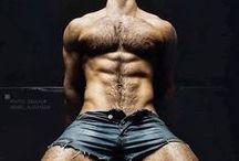 Men - Hairy Chest