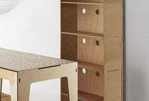 Slotted Furniture / DT Project