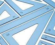 """Vittorio Martini squadre, righe e mascherine / Colour Academy è rivenditore autorizzato per Bari del marchio Vittorio Martini  """"Officina specializzata nella produzione di strumenti di alta precisione per disegno tecnico, calcolo e per ingegneria""""."""