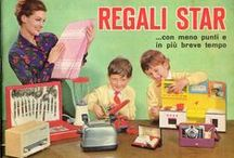 CATALOGO REGALI STAR - Raccolta punti 1962 / STAR is one of the most important food brands in Italy. Founded by Regolo Fossati in 1948, has become famous for its soup cube.