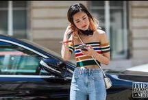 Fifty shades of Miu Mèo / #streetstyle #ootd #wiwt #yaymiu