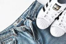 Outfits with Superstar