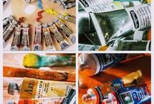 Colori ad olio - Oil paints / Oil colors for artists  ● Schmincke MUSSINI 35 ml  ● Talens REMBRANDT 40 ml  ● Sennelier ETUDE 200 ml  ● Winsor & Newton WINTON 200 ml  ● Maimeri PURO 40 ml  ● Maimeri ARTISTI 60 ml ● Ferrario VAN DYCK 20 ml  ● Maimeri CLASSICO 20 ml - 60 ml - 200 ml  > Colori ad olio a Bari per artisti, studenti, hobbisti e professionisti del settore. #oilpainting   #colors   #oil   #art   #artist   #bari