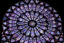 Stained Glass / by Elizabeth Shuttee