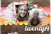 Polly! Scrapbook Design Team Inspiration / Celebrating our inspirational Design Team layouts using Polly! kits. Join us at www.pollyscrap.com.au for our monthly kits jam packed full of scrapbooking and Project Life goodies. New and exclusive products, released on the 15th of each month. Become a subscriber and save even more!