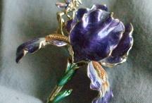 Enamel jewelry / my love ...enamel.....