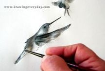 I LOVE HUMMINGBIRDS! / I am totally obsessed with hummingbirds!!
