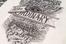 Typographie