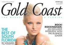 Gold Coast | Covers / A collection of monthly issues of Gold Coast Fort Lauderdale Magazine, the premier lifestyle magazine of Fort Lauderdale for over 50 years.