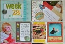 Polly! Project Life Design Team Inspiration / Project Life pages created using the monthly PL kits from Polly! Join us at www.pollyscrap.com.au for our monthly kits jam packed full of scrapbooking and Project Life goodies. New and exclusive products, released on the 15th of each month. Become a subscriber and save even more!