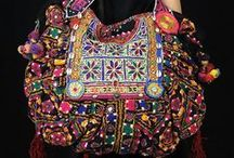 Folkloric bags & shoes / by Galina Avrutevici