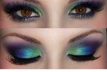 Eyes / Eye make-up looks I love...