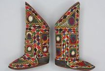 Folkloric bags & shoes1 / by Galina Avrutevici