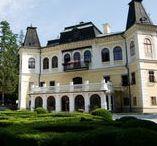 Betliar, Slovakia / Manor house with park