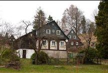 Krásná Lípa, České Švýcarsko, Czech Republic / Town & Villages