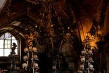 Kutná Hora, Czech Republic / Church & Ossuary