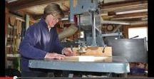 Videos / Profiles of Canadian Woodworkers and skill building videos.