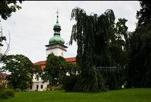 Vsetín, Czech Republic / Vsetín is a town in Zlín Region of the Czech Republic. It has around 28,500 inhabitants and lies on the Vsetínská Bečva river.