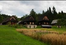 Rožnov pod Radhoštěm, Czech Republic / Wallachian Open Air Museum