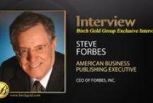 Exclusive Interviews / Exclusive interviews at Birch Gold