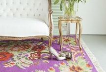 Carpets in interior / by Galina Avrutevici