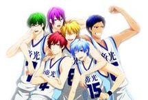 Maniakalnie / Kuroko no Basket