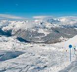 Madonna di Campiglio, Italy / Ski Resort Grosté