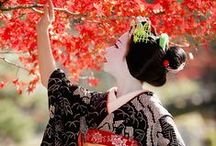 Geisha / Geisha (芸者?), geiko (芸子) or geigi (芸妓) are traditional Japanese female entertainers who act as hostesses and whose skills include performing various Japanese arts such as classical music, dance, games and conversation, mainly to entertain male customers.