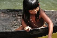 My Ancestral Roots: Brazilian Indigenous Culture / Indigenous peoples in Brazil comprise a large number of distinct ethnic groups who inhabited what is now the country of Brazil.
