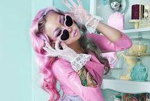 Fashion Inspiration: Amelia Dinmore / Model, stylist, and artist.