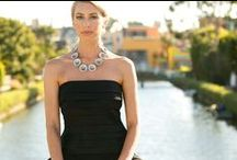 Annaborgia Ethical Fashion / Ethical Glamour - Bridal and Travel Friendly - Casual Chic - Made in USA and Italy