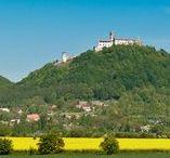 Bezděz, Czech Republic / Castle