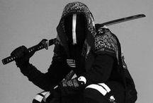 Fashion Inspiration: Goth Ninja