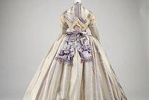 Fashion Inspiration: XVIII and XIX centuries