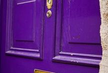 purple / purple ... lavender...